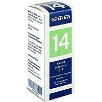 BIOCHEMIE GLOB NR14KAL D12, 15 g preisvergleich bei billige-tabletten.eu