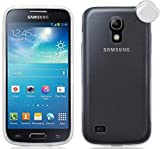 TBOC Custodia Gel TPU Trasparente per Samsung Galaxy S4 i9500 in Silicone Ultra Sottile e Flessibile