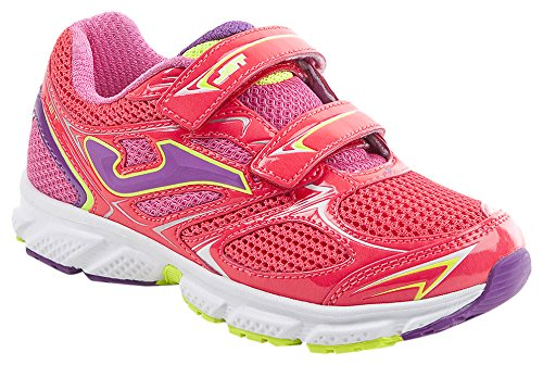 Joma Jet, Chaussures Multisport Outdoor Fille Rose (Pink)