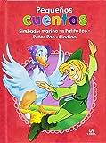 Pack: Simbad El Marino, El Patito Feo, Peter Pan Y Aladino (Pequeños Cuentos)