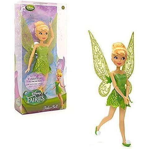 Disney Tinkerbell 33cm Flutter Doll