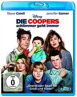 Die Coopers - Schlimmer geht immer [Blu-ray]