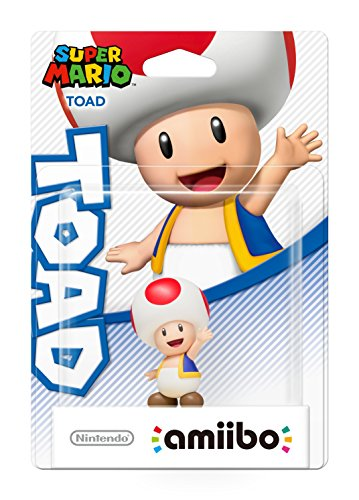 Nintendo - Colección Super Mario: Amiibo Toad