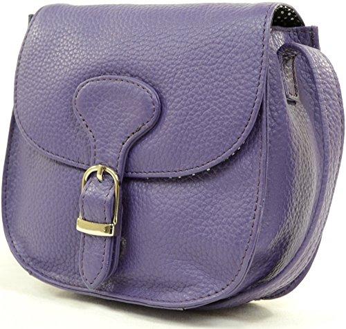 Damen Umhängetaschen, Violett - violett - Größe SNUGRUGS