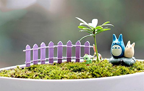New-Fence-Miniatures-Fencing-Fairy-Garden-Gnome-Moss-Terrariums-Resin-Crafts-Decorations