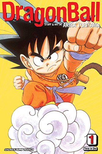 DRAGON BALL VIZBIG ED TP VOL 01 (C: 1-0-0)