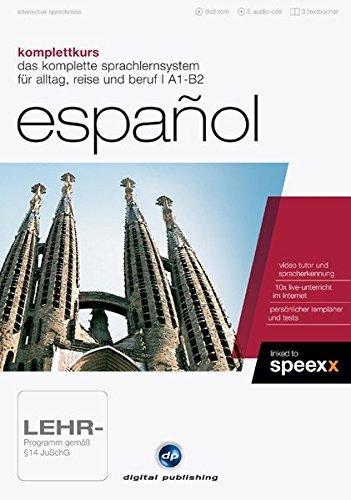Interaktive Sprachreise: Komplettkurs Español