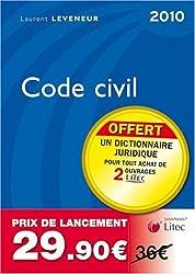 Code civil 2010 (ancienne édition)