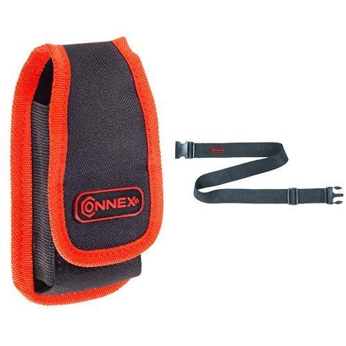 Connex cox952114 Tasche für Smartphone + Connex Werkzeuggürtel verstellbar Nylon, COX952051