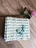 Best new Blankets - Handmade Pom Pom Blanket, Car Seat Blanket/Moses Basket Review