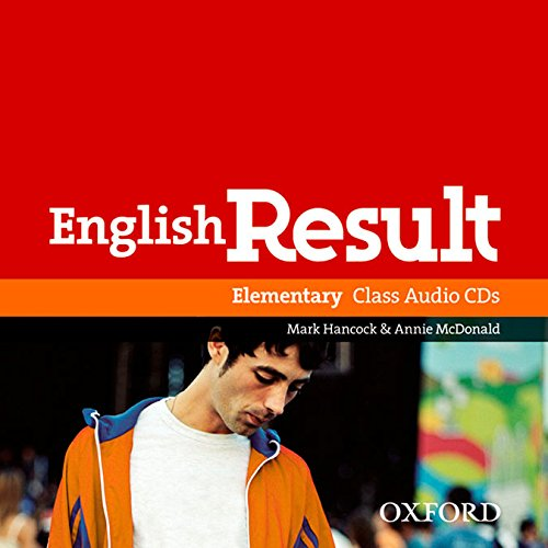 English Result Elementary: Class CD (2)