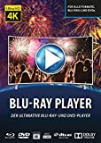 Bluray Player und DVD Player Software für Windows 10 / 8.1 / 7 -