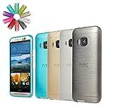 Bralexx 4x TPU Schutzhülle für HTC One M9