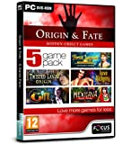 Picture Of Origin and Fate - 5 Game Pack (PC DVD)