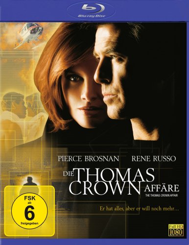 Die Thomas Crown Affäre [Blu-ray]