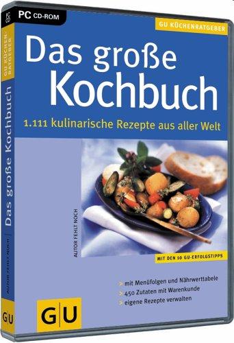 Preisvergleich Produktbild Das große Kochbuch