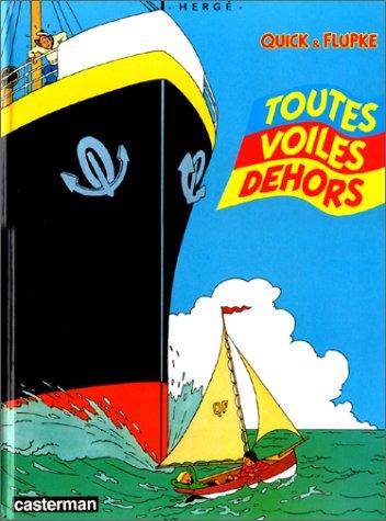 Quick et Flupke, tome 4 : Toutes voiles dehors par Hergé