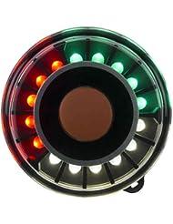 Osculati 11.139.03 - Lampada Navisafe 360° tricolore supporto magnetico (Navisafe Navi Light 360° tricolour lamp)