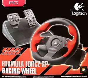 Volant Retour de Force Formula Force GP (USB)