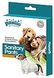Hundewindel Hündinnen Schutzhose Läufigkeits Unterhose - Dog Pants - Größe: XS