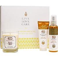 Eq | Geschenkbox - Let Your Light Shine - COSMEBIO® & ECOCERT® zertifizierte NaturkosmetiK