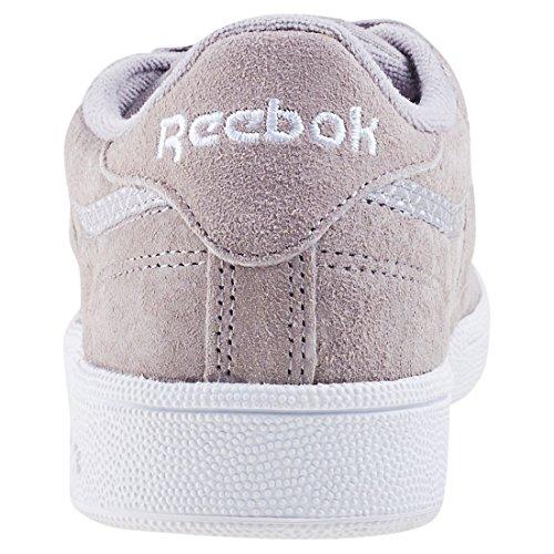 Reebok Club C 85Trim NBK–Scarpe da tennis, Donna Grigio