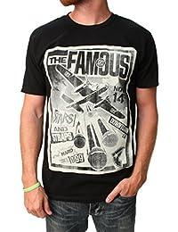 Famous Stars & Straps Men's The Drop Graphic T-Shirt