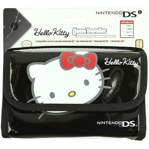 Ardistel - Bolsa Hello Kitty HK502 (Nintendo DS, DSi, DS XL, DS 3D)