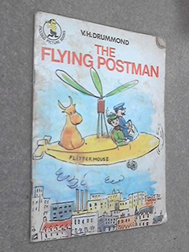 The flying postman