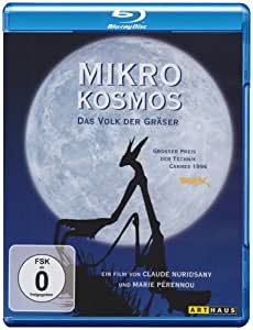 Mikrokosmos - Das Volk der Gräser [Blu-ray]