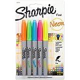 Sharpie - Marcador permanente, color neón