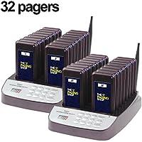 32 Strumento Di Ordinazioni Electronico (Pager) con
