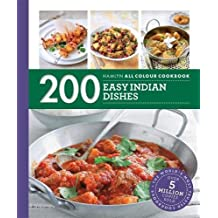 200 Easy Indian Dishes: Hamlyn All Colour Cookbook