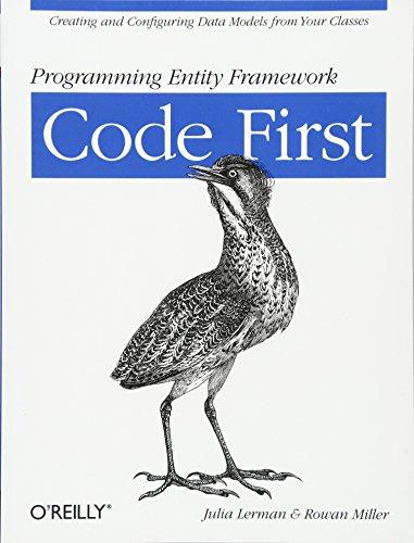 Programming Entity Framework: Code First