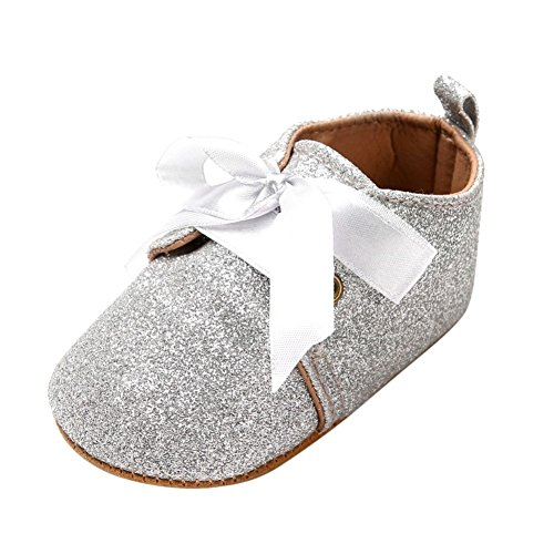 balai-toddler-girls-sequins-leopard-shoes-kids-lace-bow-tie-first-walking-sneaker