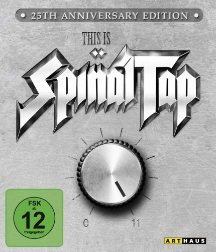This Is Spinal Tap  (OmU) – 25th Anniversary Edition [Blu-ray]