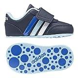 adidas Zapatillas de Deporte Unisex para Niños, (Bc0089 Blanco), 17 EU
