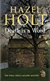 Death is a Word (Sheila Malory 21)