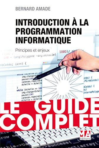 Introduction à la programmation par Bernard AMADE