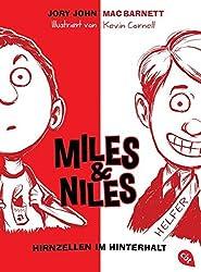 Miles & Niles - Hirnzellen im Hinterhalt by Jory John (2015-08-24)