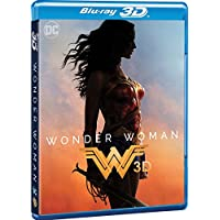 Wonder Woman (Blu-Ray 3D);Wonder Woman