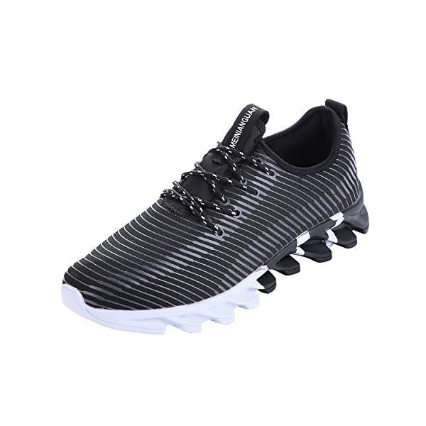 Sneakers Para Calzado Neoker Zapatillas Hombre Deporte Trainer De IymYvfb67g