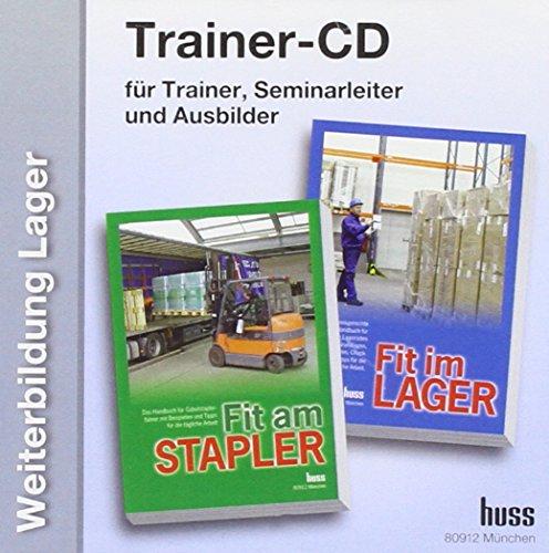 Trainer-CD Weiterbildung Lager, 1 CD-ROM für Trainer, Seminarleiter und Ausbilder. Aus Fit am Stapler und Fit im Lager
