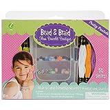 Iris Brot und Braid Pastells Craft Kit, Baumwolle, mehrfarbig, 22x 18x 4cm