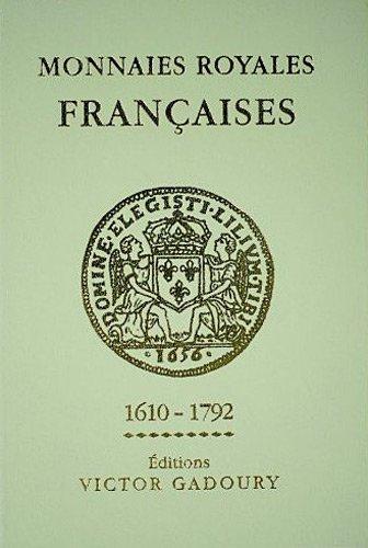 Monnaies royales franaises, 1610-1792