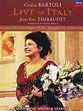 Cecilia Bartoli : Live in Italy (Houston Symphony) [(+booklet)]
