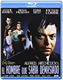 El Hombre Que Sabía Demasiado [Blu-ray]