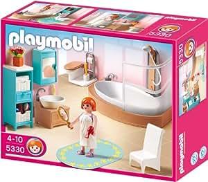 playmobil 5330 badezimmer spielzeug. Black Bedroom Furniture Sets. Home Design Ideas