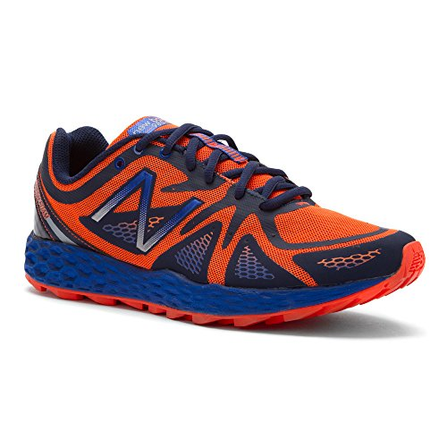 New Balance - Fresh Foam 980 Trail - Chaussures de running, homme bleu (Blue / Orange)
