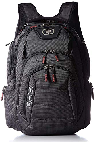 OGIO Renegade RSS 17 Black Pindot